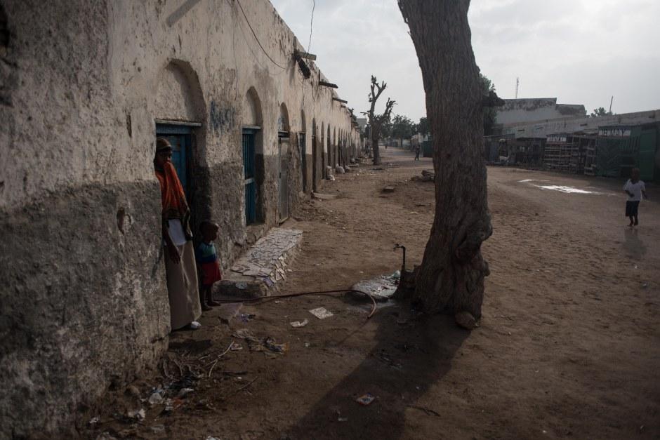 Street scene - Berbera