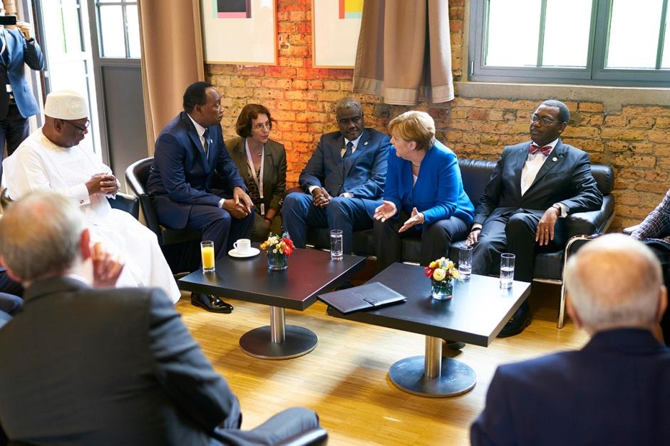 G20-Afrika-Konferenz 2017