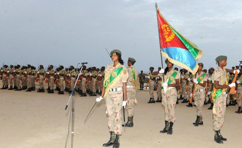 Eritrean Defense Forces Sawa